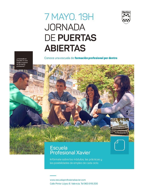 FP Valencia ciclos formativos Formación Profesional