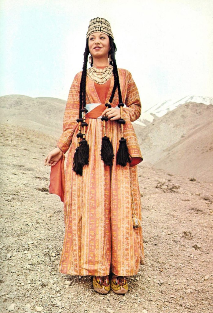 Bridal Dress From Armenian Shamakh 19th Century