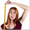 Como aumentar la estatura con dieta y ejercicios