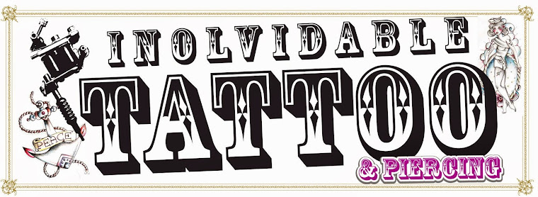INOLVIDABLE TATTOO SHOP LLORET DE MAR