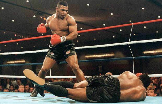 Best fights of Mike Tyson 4
