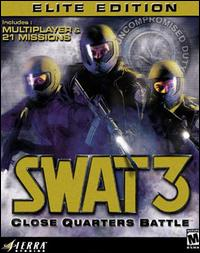 Free Dowload Game Swat 3 Close Battle Elite Edition + Crack