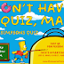 Don't Have a Quiz, Man! The Simpson Quiz is Sunday July 27th.