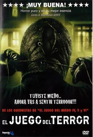 juego terror com:
