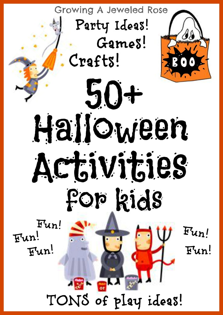 Valentine one for Halloween party games for preschoolers