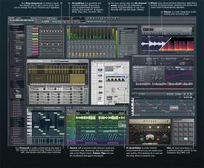 تحميل برنامج اف ال استديو 10 مجانا Download FL Studio Free