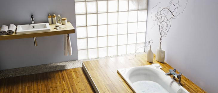 7 astuces pour un int rieur plus lumineux for Pave de verre pour salle de bain