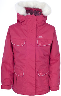 Trespass Girls Vinnia Kids TP50 Snow Jacket