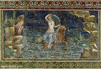 Mosaico de la  Villa de San Marco en Stabia, Italy.           s. I a.C. Chantilly's Castle Museum, Chantilly, France