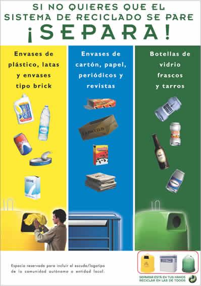 R r r recoje recicla renueva reciclar importancia y for Espectaculo que resulta muy aburrido crucigrama