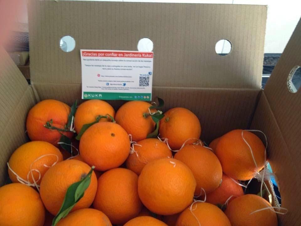Naranjas JARDINERIKUKA