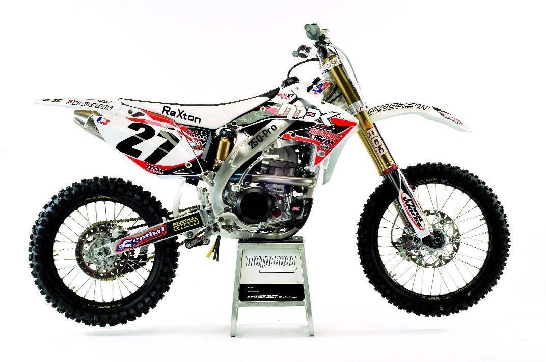 dirt bike 250: