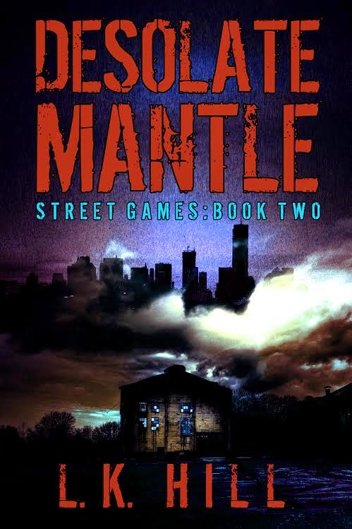 Desolate Mantle by L.K. Hill
