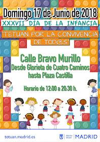 Tetuán: XXXVII Día de la Infancia