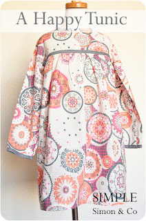 Happy Tunic Pattern and Tutorial