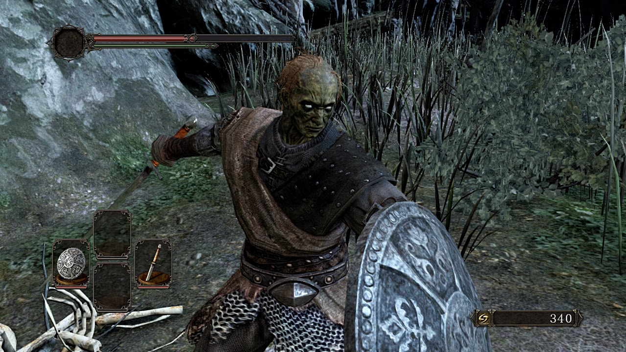 See The World And Characters Of Dark Souls II - weknowgamers