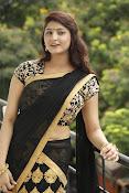 Sagarika glamorous photos in saree-thumbnail-8