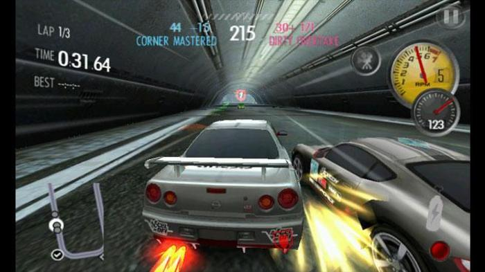 Nfs Shift Android 800X480