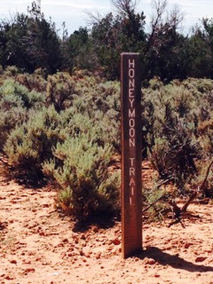 Click for New Blog----The Pioneer/Honeymoon Trail