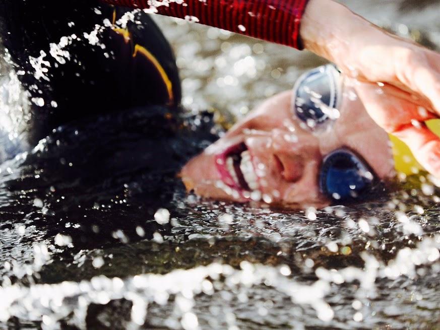 Triathlonvaimo