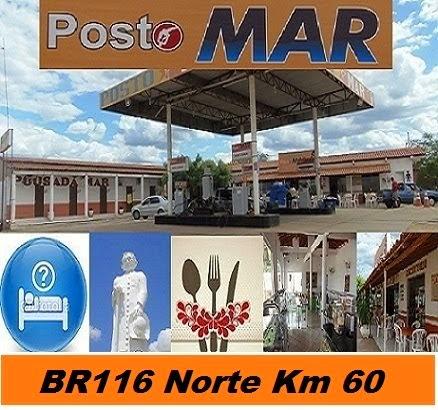 POSTO MAR II - BR 116 KM 60