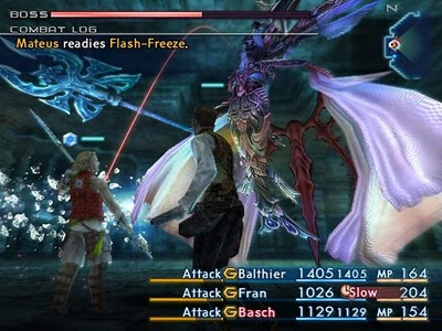 Download Game PC : Final Fantasy XII Full (Mediafire)