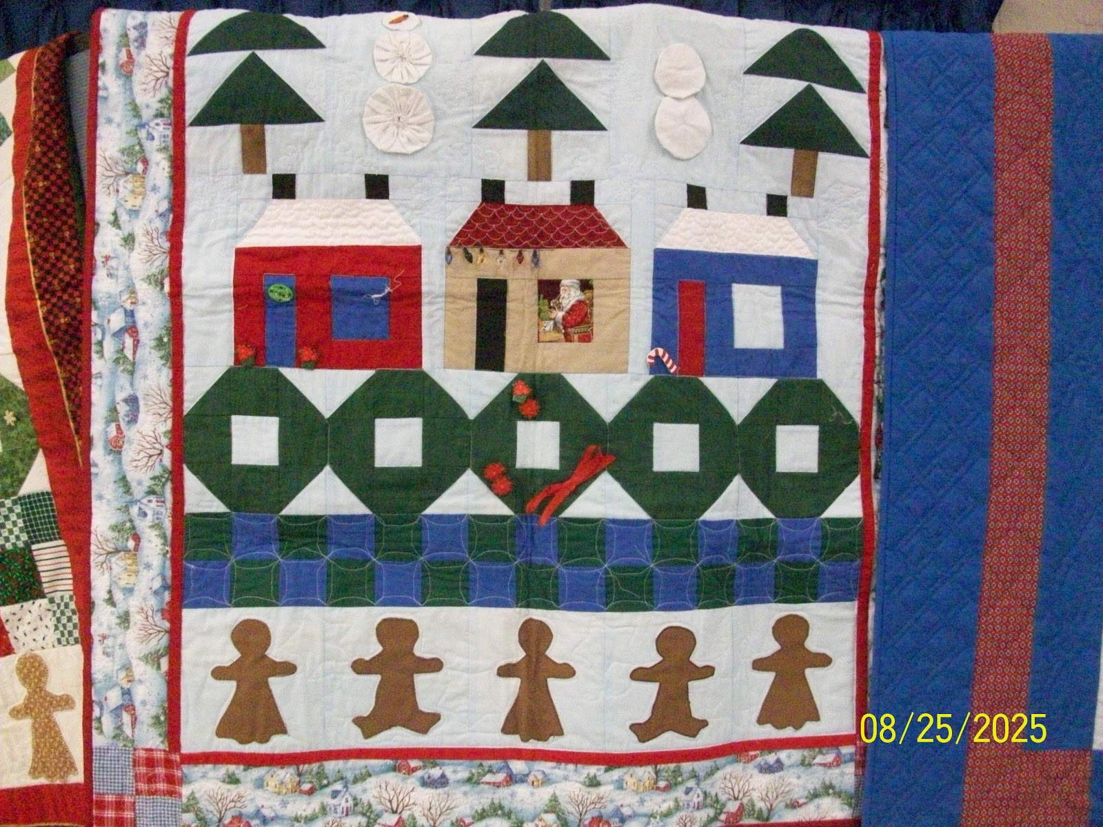 Thimbleweed Quilters Row By Row Quilt
