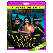 La peor bruja Temporada 1 Completa WEB-DL 1080p Audio Dual Latino-Ingles