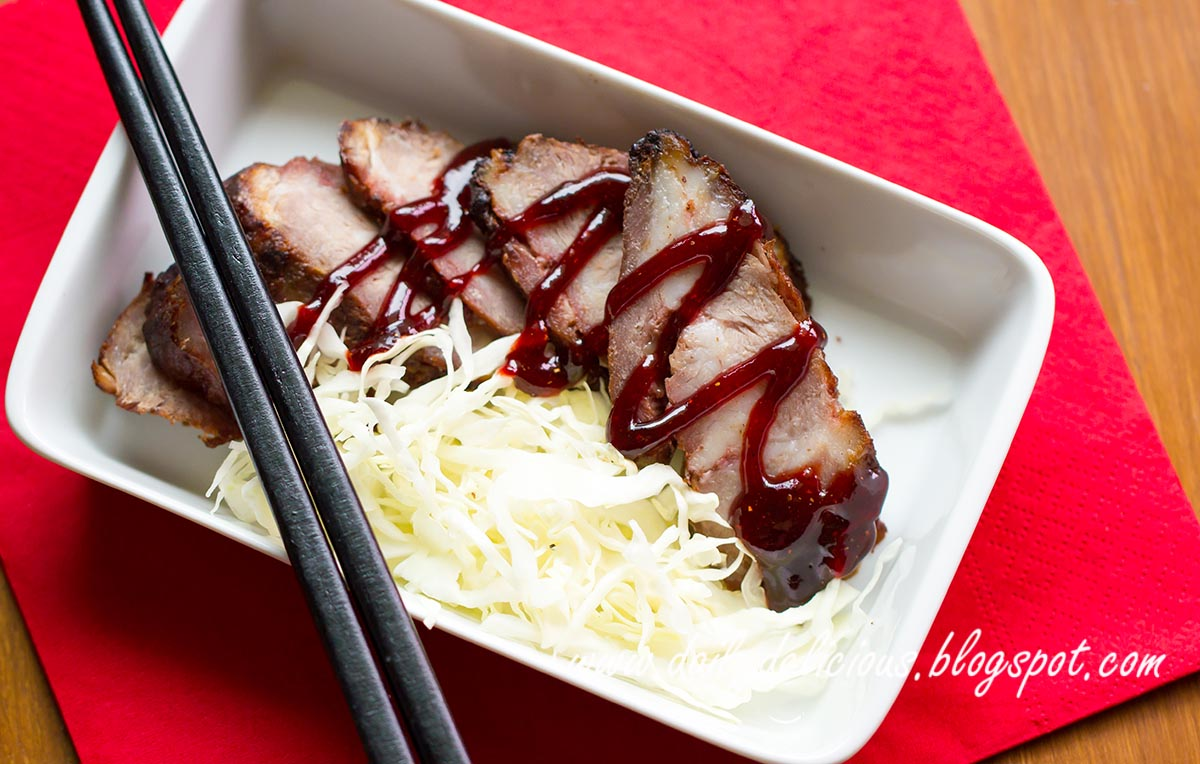 dailydelicious: Chinese Barbecue Pork (Char Siu)