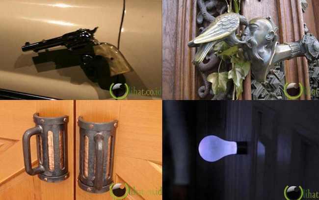 8 Pegangan Pintu yang Unik dan Menarik