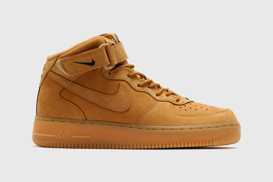 "Nike ""Wheat"" Pack"