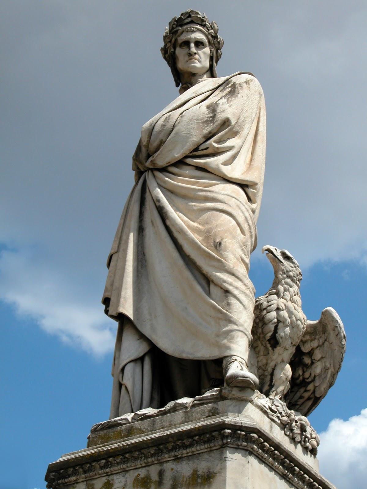 Dante Santa Croce Florence