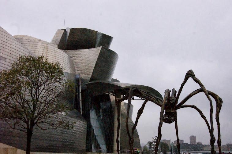 Mamá y el Guggenheim (Bilbao)