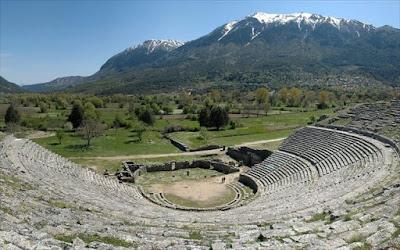 Αρχαίο Θέατρο Δωδώνης: Ανοίγει συμβολικά, μόνο για τρεις παραστάσεις