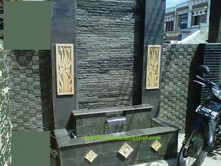 dinding rumah semakin cantik dengan batu alam review ebooks
