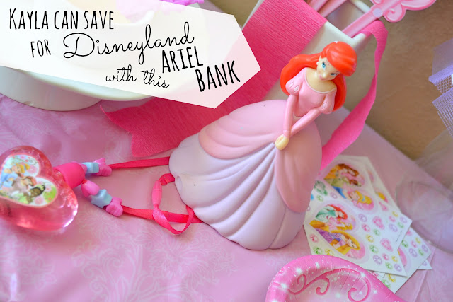 Mommy Testers Disney Princess favors #DreamParty