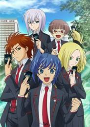 Assistir - Cardfight!! Vanguard: Link Joker Hen - Episódios - Online
