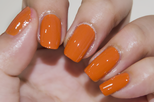 OPI Orange You Stylish! Swatch