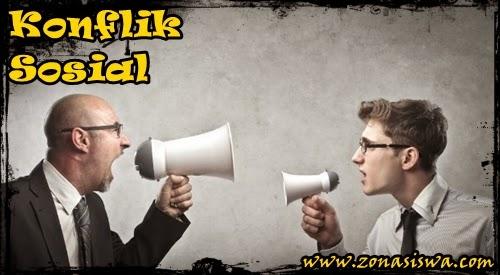 Konflik Sosial | www.zonasiswa.com