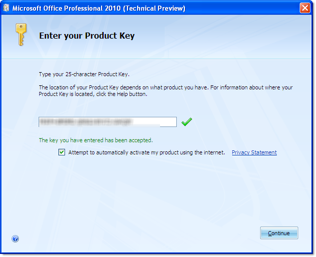 Microsoft Office 2010 Product Key and Simple Activation ...