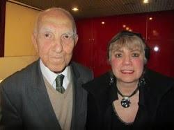*M. Stéphane HESSEL, Diplomate, Ambassadeur de France, résistant. & Morgane BRAVO*