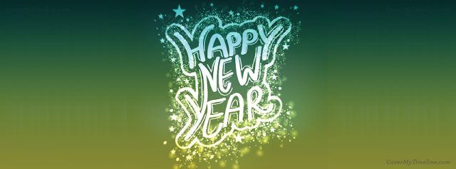 Happy New Year 2015 Facebook Cover Photos