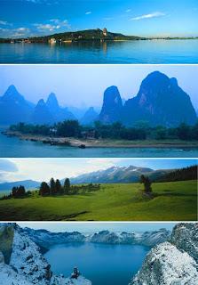 Картинки природы в фото панорамах большого разрешения