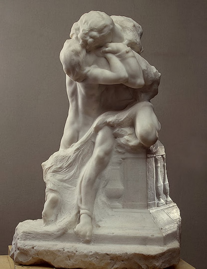 Auguste Rodin - Romeo and Juliet, 1905