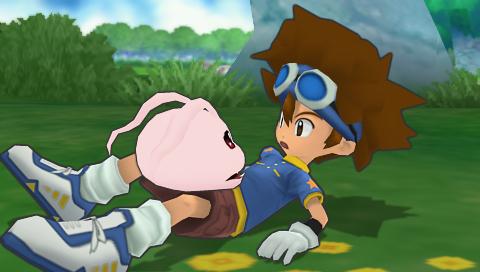 Screenshots de Digimon Adventure no Tokyo Game Show