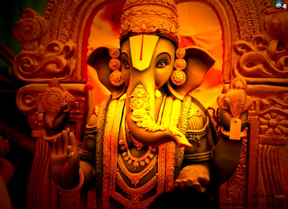 Lord ganesh hd wallpapers Desktop picture • iPhones Wallpapers