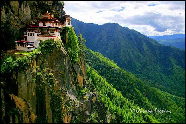 Kuil Taktshang yang Mengagumkan