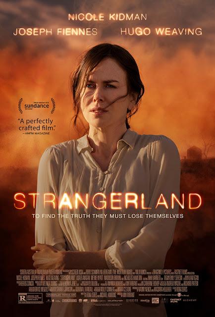 Strangerland 2015