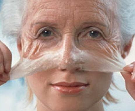 DIY anti aging mask