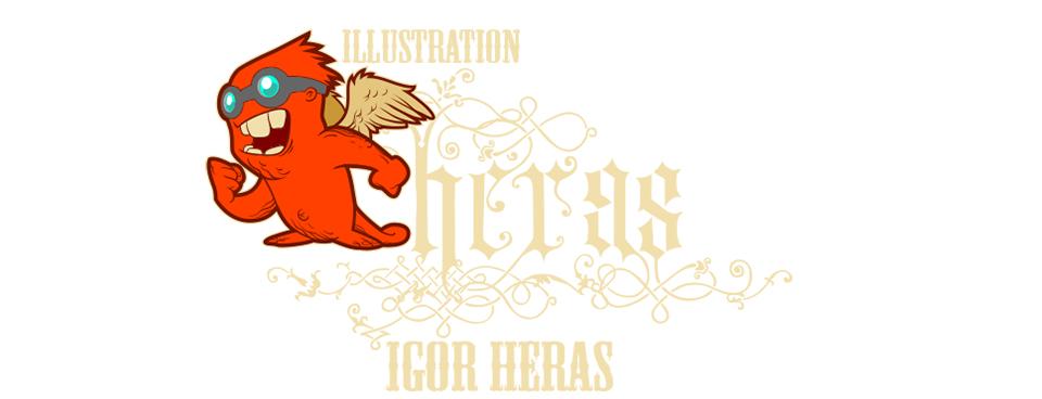 IGOR HERAS